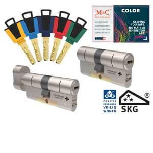M&C Color (new) SKG 3⭐⭐⭐ sterren