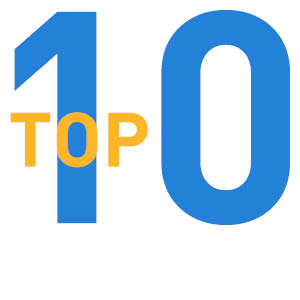 Top 10 achterdeurbeslag