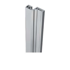 Aluminium anti-inbraakstrips