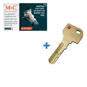 Cilinders & sleutels bijbestellen