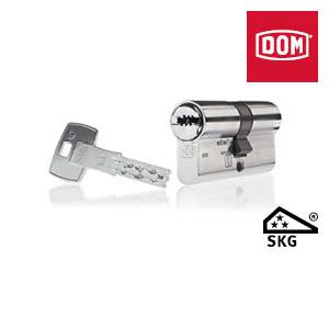 DOM ixTwinstar SKG*** 3 sterren cilinders