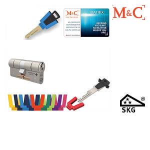 M&C MATRIX SKG 3 ⭐⭐⭐ sterren cilinder
