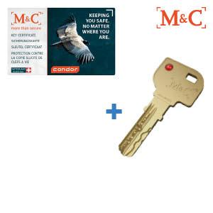 M&C Sleutel bijmaken