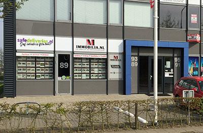 Safedeliveries kantoor gevestigd te Berkel en Rodenrijs